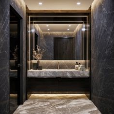 Modern Luxury Bathroom, Bathroom Design Luxury, Luxury Interior Design, Washroom Design, Toilet Design, Bathroom Design Inspiration, Dream Bathrooms, Home Room Design, Behance