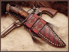 Image result for western leather holsters and sheaths