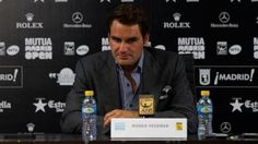 Roger Federer looking quite awesome- Madrid 13 May 2012