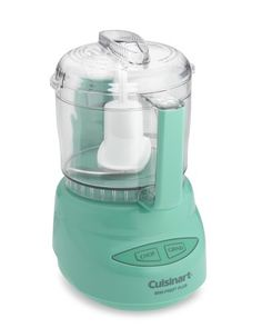 This is too cute! Price isn't bad either: Cuisinart Mini-Prep Plus Food Processor, 3-Cup #williamssonoma
