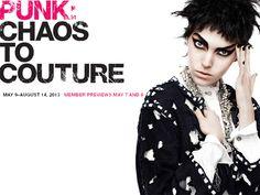 Punk: Chaos to Couture al Met di New York - Eventi - diModa - Il portale... di moda
