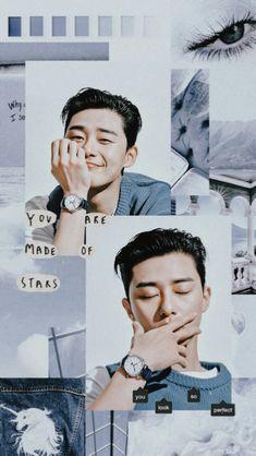 Nam Joo Hyuk Wallpaper, Seo Kang Joon Wallpaper, Lee Dong Wook, Ji Chang Wook, Lee Jong Suk, Korean Male Actors, Korean Celebrities, Korean Men, Park Hyungsik Wallpaper