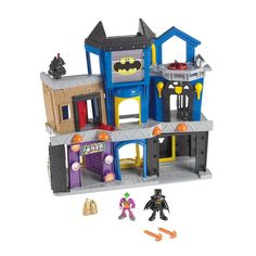 "Fisher-Price Imaginext Gotham City Playset - Fisher-Price - Toys ""R"" Us"