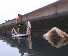 Sean Yoro - Seaside Mural