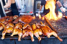 Toronto Food Events: Ribfest, Baconation, Sausage League, Beer Fest, Grillin' n' Chillin', Family Pizza Night