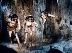 """Raquel Welch  - """"Fantastic Voyage"""" - Richard Fleischer (1966)"""