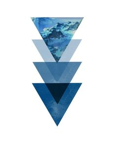41 Trendy Wallpaper Iphone Quotes Motivation I Will Triangles, Triangle Print, Vegvisir, Affordable Wall Art, Poster Prints, Art Prints, Blue Wallpapers, Typography Prints, Geometric Art