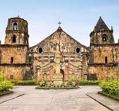 Miag-Ao Church Philippines