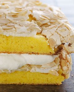 'World's Best Cake' from Sweet Paul Eat