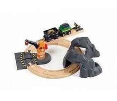 Brio - Køb Brio legetøj online her - Eurotoys - Side Circuit, Online Toy Stores, Best Christmas Cookies, Starter Set, Module, Train Set, Toys Shop, Age, Gold