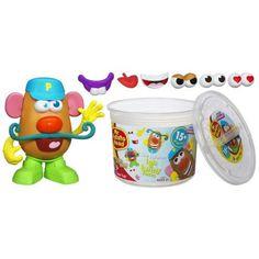 Potato-Head-Playskool-MrPotato-Head-Tater-Tub-Set