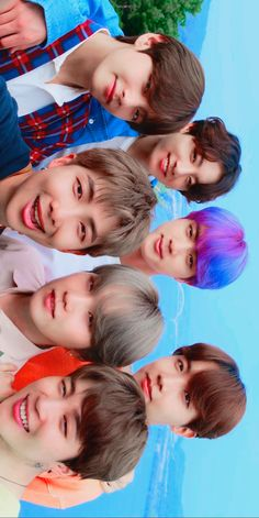 Seoul City TVC] Full series version by BTS I love the fact that the rest of them have natural hair colors and then there's jin😂 Bts Lockscreen, Foto Bts, Bts Group Picture, Bts Group Photos, Bts Taehyung, Bts Bangtan Boy, Theme Bts, Die Beatles, Bts Beautiful