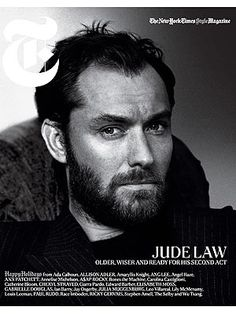 Jude Law  something about this guy is  very appealing in my opinion, can I say Yummy Yum!
