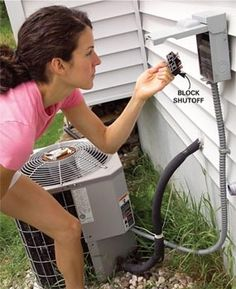 Clean Your Air Conditioner Condenser Unit – Step by Step | The Family Handyman