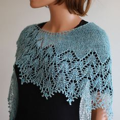 Ravelry: Heaven Scent pattern by Boo Knits