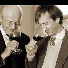 """""""drinking good wine with good food in good company is one of life's most civilised pleasure"""" michael broadbent"""