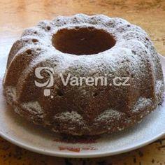 Jahodová bábovka recept - Vareni.cz Mole, Doughnut, Muffin, Pudding, Breakfast, Desserts, Cheesecake, Milk Cake, Powdered Milk