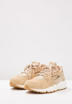 3ac83aa52e6223 Köp Nike Sportswear AIR HUARACHE RUN SD - Sneakers - mushroom light  bone sail