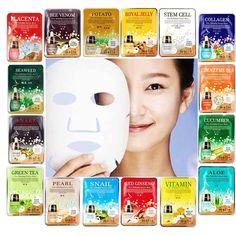 Korean Facial Mask 24