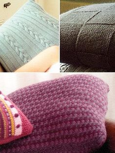 Harmony & Rest & Rosetta :::   Harmony is an easy cable project. Rest & Rosetta are both suited for the beginner knitter.