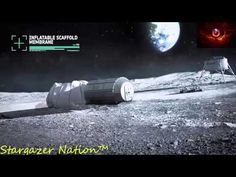 "European Space Agency plans to build ""Lunarville"" moon habitat in 2024 3d Printing Technology, International Space Station, Space Exploration, Stargazing, Astronomy, Science, How To Plan, Base, Prints"