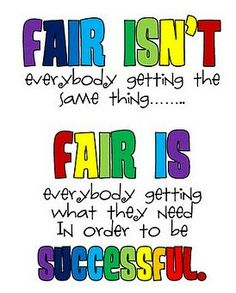 Oh yeah!  Being a parent and working in intensive needs special education makes you realize this!!