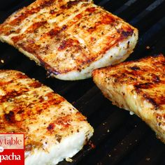 Mahi Mahi is a fish found in the oceans around Hawaii, but you can substitute any other firm-fleshed, mild-tasting fish.