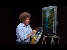 Bob Ross - A Walk in the Woods (Season 1 Episode 1) - YouTube