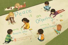 Peace is an Offereing