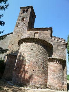 Eremo di Campi Bonelli a Mariana Mantovana MN ITALY