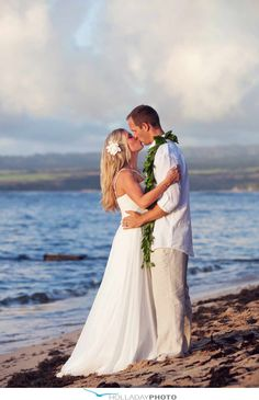 Hawaii wedding..except my man better be suited up