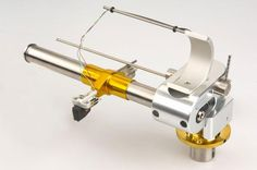 The Zorin Audio Music Reference Linear Tracking Air-Bearing Tonearm