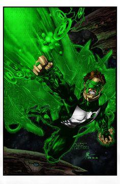 Green Lantern by Ta2dsoul