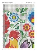 "Gallery.ru / kento - Альбом ""127"" Folk Art, Kids Rugs, Embroidery, Pillows, Gallery, Home Decor, Colors, Punto De Cruz, Dots"