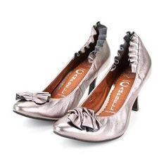 Jeffrey Campbell Pacific Pewter Pumps