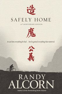 Safely Home by Randy Alcorn in the historical fiction/christian genre - 5 out of 5. Amazing writing, tells a true but very sad story about Christian persecution in China. The characters are very well developed and help get the reader very invested in the story.