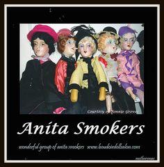 anita smokers boudoir dolls