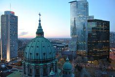 Basilique-cathédrale Marie-Reine-du-Monde ( Montreal Downtown, QC, Canada ) picture by Jean-Christophe Destailleur