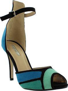Court Couture TOLLA in Blue Multi