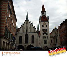 München   #1-06. (3)구 시청사 :: der Reisende - Travels in Germany