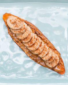 Peanut Butter Banana Cinnamon
