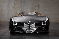 Homage Concept BMW 328