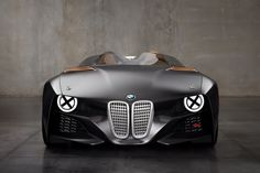 BMW's Retro  328 Homage Concept
