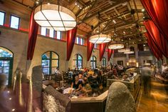 San Diego's Stone Brewing World Bistro & Gardens has arrived in Point Loma's Liberty Station   San Diego   Southern California