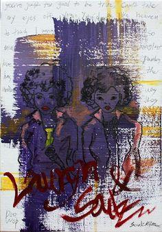 Grow 2 Acrylic on canvas 4f