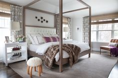 Erin Gates of Elements of Style Master Suite Renovation | Kathy Kuo Home