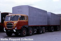 Martin Phippard - Truck-Trailer Combinations