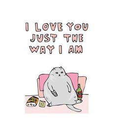 #iloveyoujustthewayiam #cats
