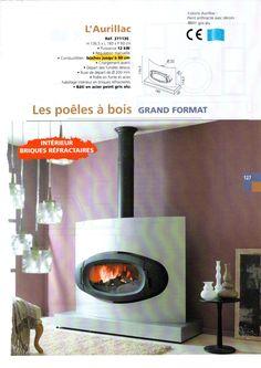 Godin L'Aurillac Fireplace