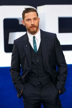 Tom Hardy voted hottest British male actor BRITISH ladies have revealed they like their leading men full of experience - with a poll showing eight out of the top ten movie and tv actors are over 40.